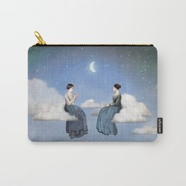 Wind, Clouds and Tea Carry-All Pouch