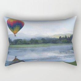Hot Air Balloon #2 Rectangular Pillow