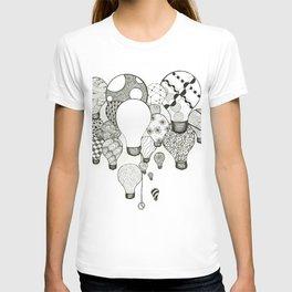 So Many Ideas (w/o) T-shirt