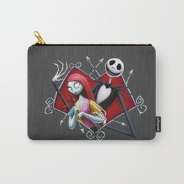 JACK SKELLINGTON AND SALLY Carry-All Pouch