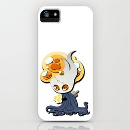Infected broken vessel - hollow knight  iPhone Case