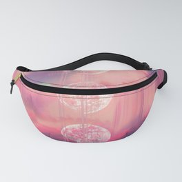 Moontime Glitches Fanny Pack