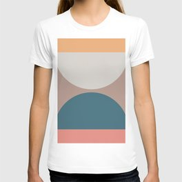 Abstract Geometric 23 T-shirt