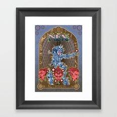 Nex Framed Art Print