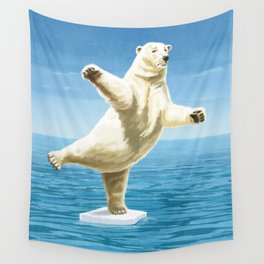 Global Warming Wall Tapestry