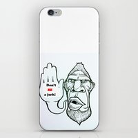 sasquatch iPhone & iPod Skins featuring Sasquatch say... by Blu Bullvyn
