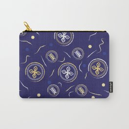 African Pattern Carry-All Pouch