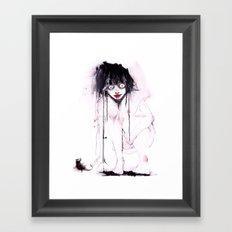 Our Shame Framed Art Print