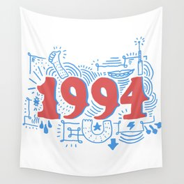 Birth Year Wall Tapestry