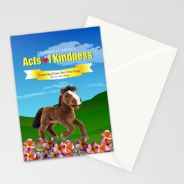 Pono the Polo Pony Stationery Cards
