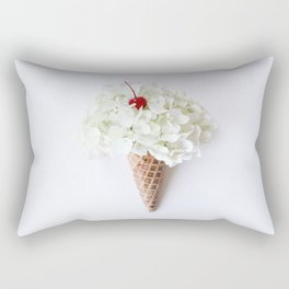 Flower Cone Rectangular Pillow