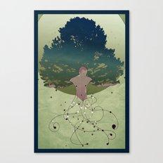 Otium II Canvas Print
