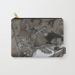 Holy Mother of HipHop Blessed Be Thy Beats. Carry-All Pouch