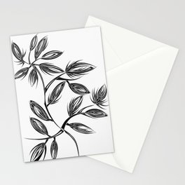Flower Buds Stationery Cards