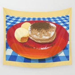 Pancakes Week 15 Wall Tapestry