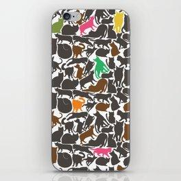 Cats! iPhone Skin