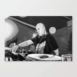 ALAN FITZPATRICK Canvas Print