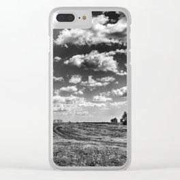 Fields of Gold II Clear iPhone Case