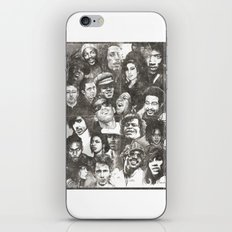 Timeless (Aged Version) iPhone & iPod Skin