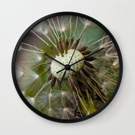 dandy-lion Wall Clock