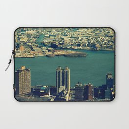 New York Water Laptop Sleeve