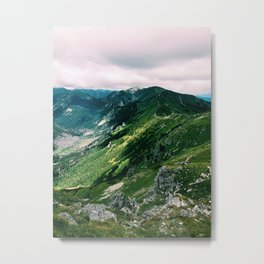 Tatra Mountains Metal Print
