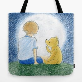 How old shall I be then? Tote Bag
