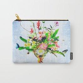 Abundance Of Beauty - Blue Room Carry-All Pouch