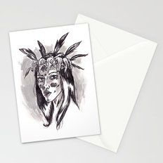Hipster Shaman Stationery Cards