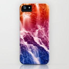Hays Fantasy Falls iPhone Case