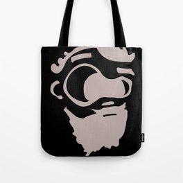 El Barbon Tote Bag