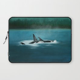 West Coast Orca Laptop Sleeve