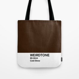 Cold Brew Tote Bag