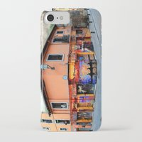 grafitti iPhone & iPod Cases featuring Grafitti on Elvira Street by Simon Ede Photography