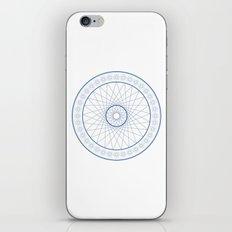 Anime Magic Circle 18 iPhone & iPod Skin