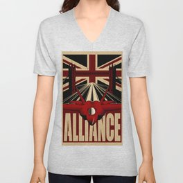 Alliance Unisex V-Neck
