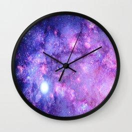 NebULa. Wall Clock