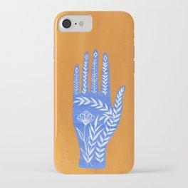 Nature Hands iPhone Case