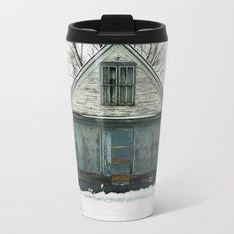 Abandoned House Travel Mug
