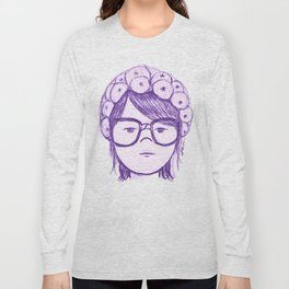 Kayla Bean Long Sleeve T-shirt