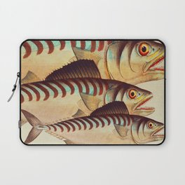 Fish Classic Designs 8 Laptop Sleeve