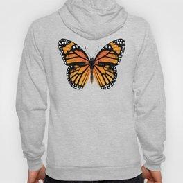 Monarch Butterfly | Vintage Butterfly | Hoody