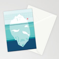 The Ice Lovers Stationery Cards