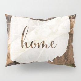 Ohio is Home - Camo Pillow Sham