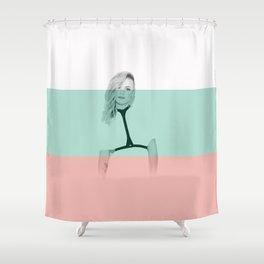 ESC Bulgaria 2016 Shower Curtain