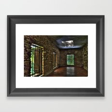 4thDOOR Framed Art Print