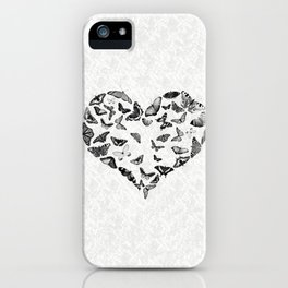 Amore iPhone Case