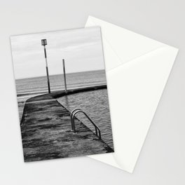 concrete pool - margate Stationery Cards
