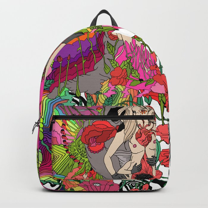 We'll Take Care of You Backpack