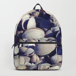 Cockle shells Backpack
